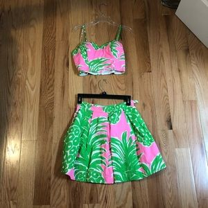 Lilly Pulitzer 2 piece